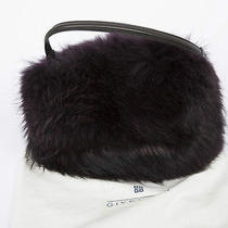 Givenchy Dyed Fur Bag Handbag Purse 6800 Photo