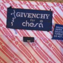 Givenchy for Chesa Vintage Man's Dress Shirt  Photo