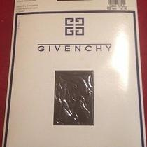 Givenchy French Ultra Sheer Pantyhose C Vintage Nylons Lingerie Photo