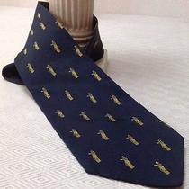 Givenchy Gentlemen Paris Neck Tie Men's 4