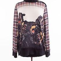 Givenchy Graphic Print Long Sleeve Shirt Photo
