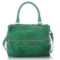 Givenchy Green Pepe Pandora Bag Purse - Fun and Stylish Photo