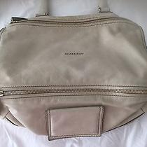 Givenchy Handbag Large Off White/ Cream/tan Photo