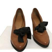Givenchy Heel Shoes Size 37 Color Brown Photo