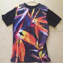 Givenchy Inspired High Quality Shirt Birds of Paradise  Photo