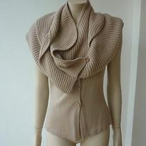 Givenchy Knitted Ruffled Vest Photo