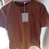Givenchy Lamb Skin Shirt Photo