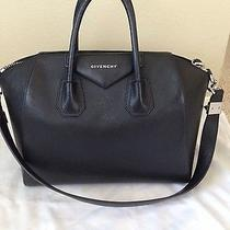 Givenchy Medium Black Antigona Medium  Satchel Bag Photo