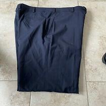 Givenchy  Mens Dress Pants Navy Blue  40w X 32 L Photo