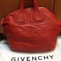 Givenchy Nightingale Medium- Lamb Leather Photo