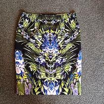 Givenchy Palm Print Skirt Photo