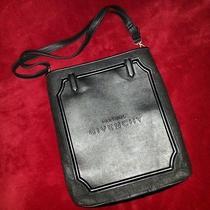Givenchy Parfumes Black Tote Bag Comfortable Shoulder Bag  Photo