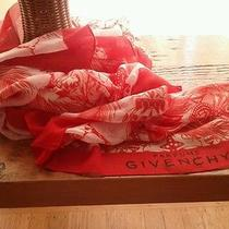 Givenchy Parfums Scarf Red Photo