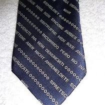 Givenchy Paris Mens Tie Custom for Ormond Reinsurance Group Photo