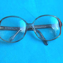 Givenchy Paris Vintage Eyeglasses Frames Bleuet G87  54 - 20  135 Mm Photo