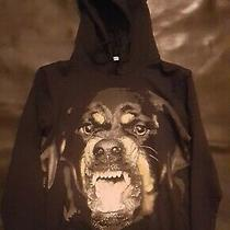 Givenchy Rottweiler Sweatshirt Hoodie Navy Blue Xxl (Xl) Size Pitbull Shirt Photo
