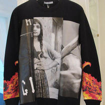 Givenchy Runway Collage Graphic Sweatshirt Sizem Photo
