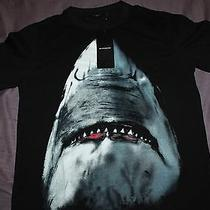 Givenchy Shark Shirt Sz Med Ricardo Tisci Yeezy Rottweiler Mermaid Star Paradise Photo
