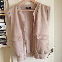 Givenchy Sleeveless Bomber Vest Jacket Photo