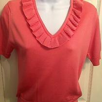 Givenchy Sport Vintage Ruffle Sweater Photo