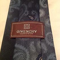 Givenchy Tie Retro/vintage Photo