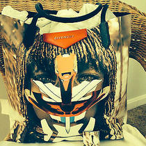 Givenchy Tribal Girl-Print Tote  Photo