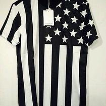 Givenchy Tshirt 625 American Flag Medium Photo
