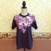 Givenchy Violet Stars Tees for Both Men and Women Photo