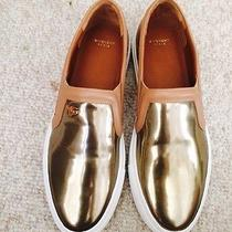 Givenchy Women Gold Sneakers 38 Photo