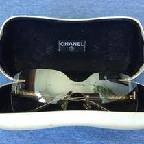 Glamorous Chanel Sun Glasses in Case Photo