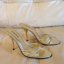 Glamorous Gold Bebe Stilletos Photo