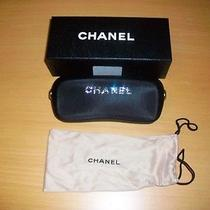 Glasses Case With Swarovsky Crystal Box Pounch Photo
