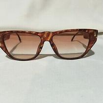 Glasses Christian Dior 2568 Vintage Sunglasses Old Stock 1980's Photo