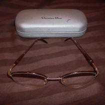 Glasses Christian Dior 3563 Photo