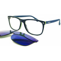 Glasses With Clip Woman Havaianas Paraty/cs Pjp99 (Blue) Photo