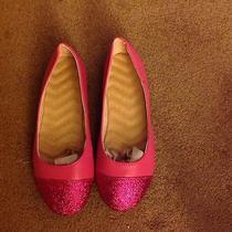 Glitter Toe Shoes Size 1 Photo