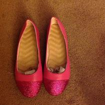 Glitter Toe Shoes Size 1 Photo