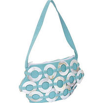 Global Elements Mother of Pearl Circles Handbag 2 Colors Photo