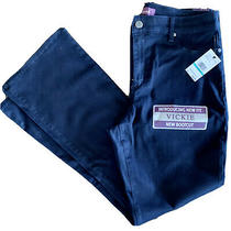 Gloria Vanderbilt Vickie Black Jeans. Bootcut. Missy Sz 14 Avg. Retail 48.00 Photo