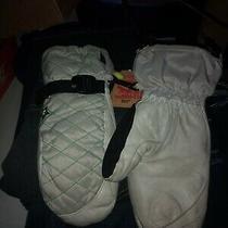 Gloves Mittens Woman Snowboard Burton Insulator Mitt Size Small-Used Photo