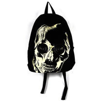Glow in the Dark Zombie Backpack With Speakers Photo