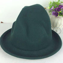 Gobi Grammy Mountain Hat Vivienne Westwood Worlds End Malcolm Mclaren - Green Photo