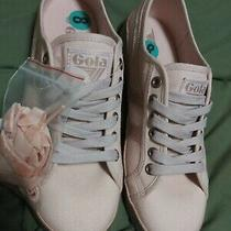 Gola Sneaker Women Size 8 Blush Pink Photo