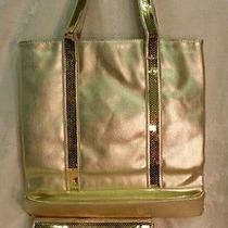Gold Bag Set by Avon Photo