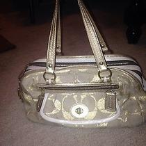Gold Coach Summer Bag  Photo