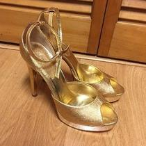 Gold Heels Photo