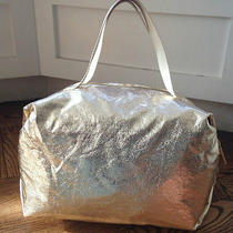 Gold Lesportsac Mini Duffel Photo