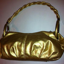 Gold Mini Hobo Style Purse - Suitable for Evening on Just Whenever - So Cute Photo