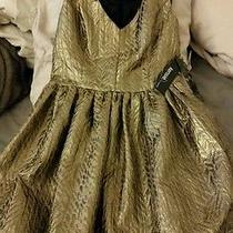 Gold Party Dress Photo