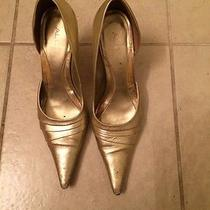 Gold Stilettos Photo